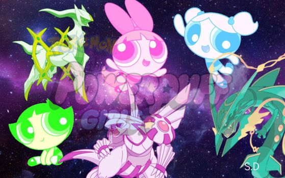Ppg Pokemon Junk by RRBOYS