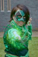 Guild Wars Luxon Mesmer Cosplay: Mind Wrack by ManticoreEX