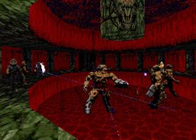 Doom: Cyber Arena 2 by Starmansurfer