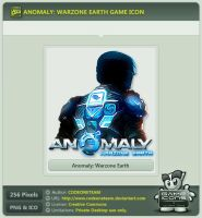 Anomaly: Warzone Earth Icon by CODEONETEAM