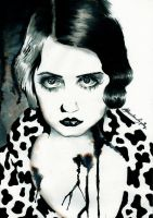 Bette Davis by AlexandraVeda