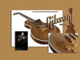 Les Paul Signed by jaidaksghost