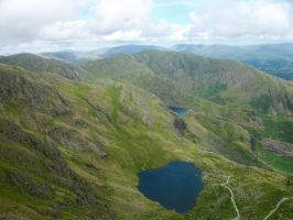 Old Man of Coniston by Cartedumonde