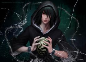 OBITO UCHIHA _  The selected path by Zetsuai89