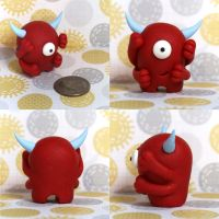 Morland the Timid Monster by TimidMonsters