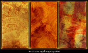 Abstract Seamless Textures by WebTreatsETC