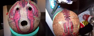 Wilson the Coconut by redkintoba