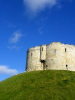Clifford's Tower by Queenselphie
