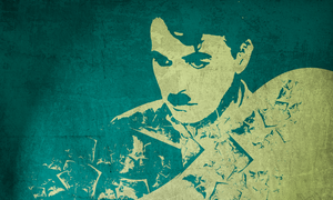 Charlie Chaplin by eugenio1