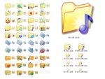 Folder Icon Set by Ikonod