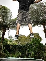 Bounce away by MC-G