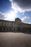 Louvre by anemicroyalty2025