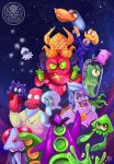 Tentacles rule the world by NEPi