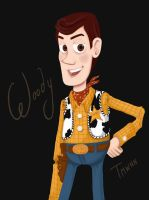Woody 8 by themonsterwithnoname