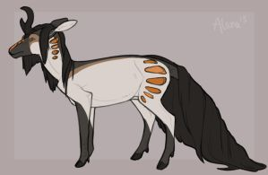 Kirin Design #2 - $ Auction by AlanaRoseheart