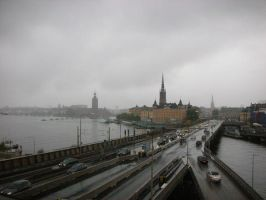 Stockholm by Peckka