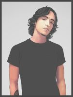 Brandon Boyd by waytoFALL