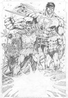 Defenders by MARCIOABREU7
