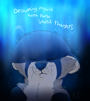 Drowning by Letipup