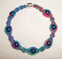 Rainbow Hematite Magnetic by Psy-Sub