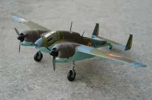 Breguet Bre.693AB.2 by kanyiko