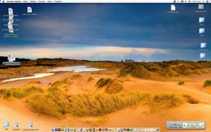 My Home Desktop by smitana