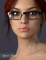 Specs Appeal- Square Frames by RetroDevil
