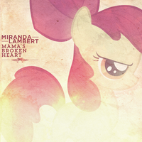 Miranda Lambert - Mama's Broken Heart (AppleBloom) by AdrianImpalaMata