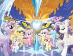 My Little Pony #4-5 Midtown Comics Variants by TonyFleecs