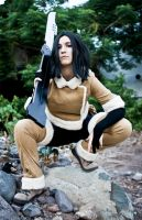 [CCST] #5 Alita by namishion