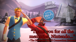 A Farewell to Nintendo Wii and DS Online Services by Sergeant-Sunflower