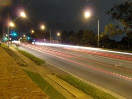 Cumberland Hwy Speed of Light by JXViper
