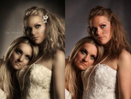 Brides retouch by annawsw