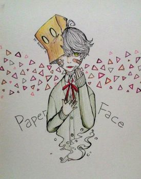 Paper Face by Rinnacchi