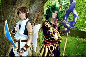 Kid Icarus - Destiny by xPandorae