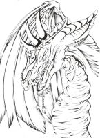 Dragon one by kangel