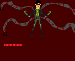 HAU Doctor Octopus by TheUltimateSpiderFan