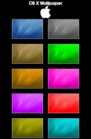 OS X Multicolors by jbrown101st