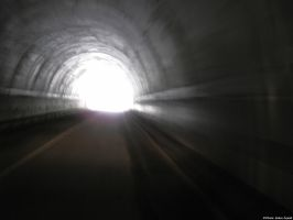 Tunnel by Goppo713