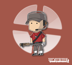 Scribblenaut Scout RED by Lt-Sandstorm