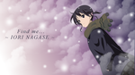 Find me... (Iori Nagase Wallpaper) by ChihaHime
