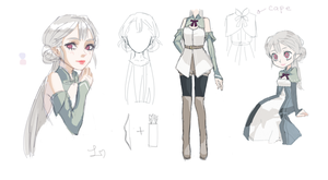Just contest stuff...Let's name her Mavis by Witchere