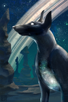 Galaxy Keeper by Gryphon-Shifter