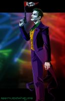 J - is for the Joker by Ammotu