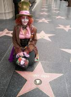 Hatter In Hollywood by PiratePincushion
