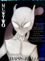Mewtwo by Dark--Halo