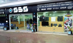 Show-Room SBS Informatique by MixMyPhotoshop