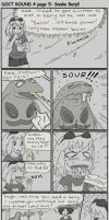 Doct Round 4 p5: Snake Burp! by scilk