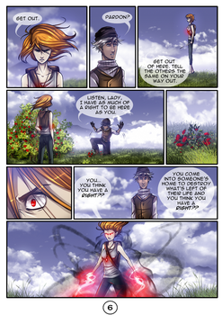TCM 2: Volume 2 (pg 6) by LivingAliveCreator