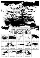 FAUXISM.org - Brushset 027 by fauxism-org